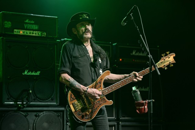 Motörhead Will Livestream Lemmy's Memorial Service
