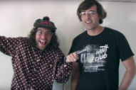 Watch <em>SNL</em>&#8217;s Kyle Mooney Parody Nardwuar Interviewing Ducktails