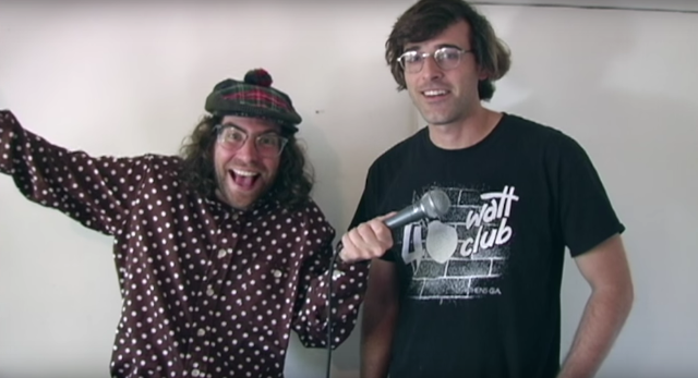 Watch SNL's Kyle Mooney Parody Nardwuar Interviewing Ducktails