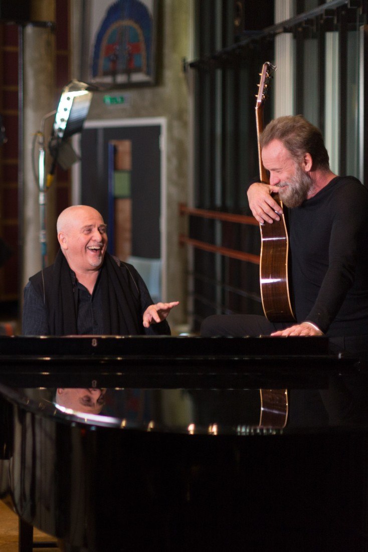 Sting Amp Peter Gabriel Announce Joint North American Tour