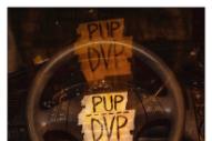 """PUP – """"DVP"""""""
