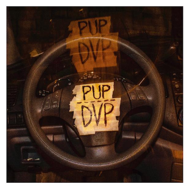 """PUP - """"DVP"""""""