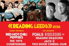 Foals, Disclosure Co-Headlining Reading And Leeds 2016