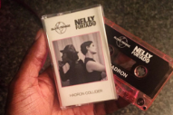 "Blood Orange & Nelly Furtado – ""Hadron Collider"""