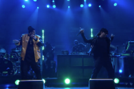 Watch Ty Dolla $ign &#038; E-40 Do &#8220;Saved&#8221; On <em>Conan</em>