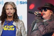 Guns N' Roses Masterfully Subtweet Steven Tyler
