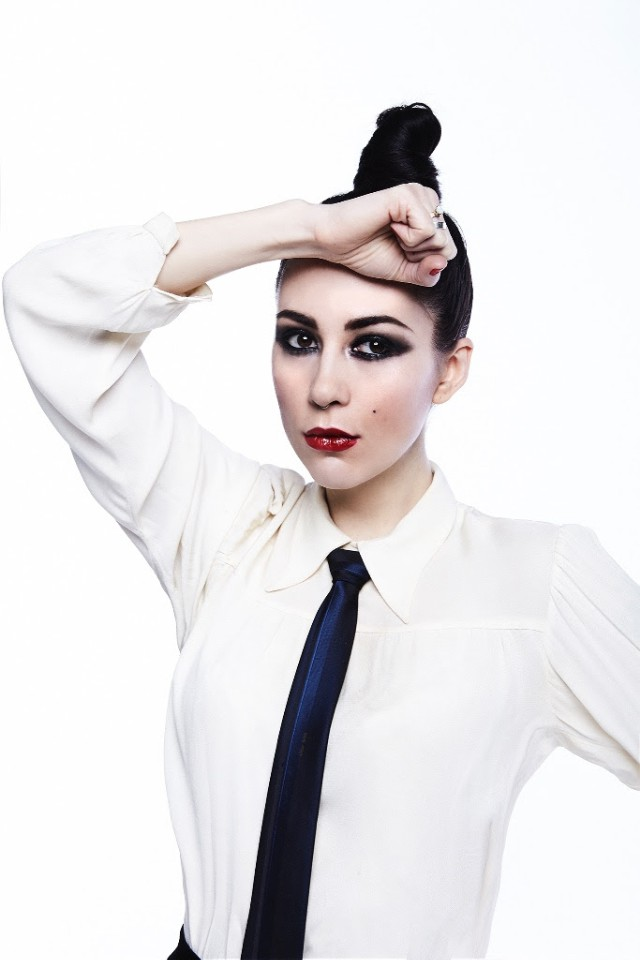 Dee Dee From Dum Dum Girls Goes Solo As Kristin Kontrol