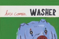 "Washer – ""Got Drunk And Ate The Sun"" (Stereogum Premiere)"