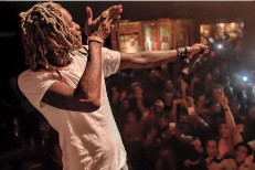 """Young Thug – """"F Cancer"""" (Feat. Quavo) & """"Fetti"""" (Feat. Fetty Wap & Lil' Uzi Vert)"""