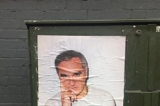 Morrissey Models For Supreme (UPDATE: But He's Not Happy About It)