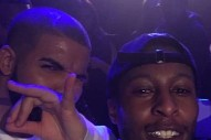Watch Drake And Skepta's Surprise Appearance At A Section Boyz Show In London