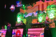 Watch Animal Collective Play <em>Painting With</em> Songs Live For The First Time At Philadelphia Tour Opener