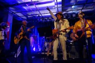 Watch David Byrne Perform With Arcade Fire At Kanpe Kanaval