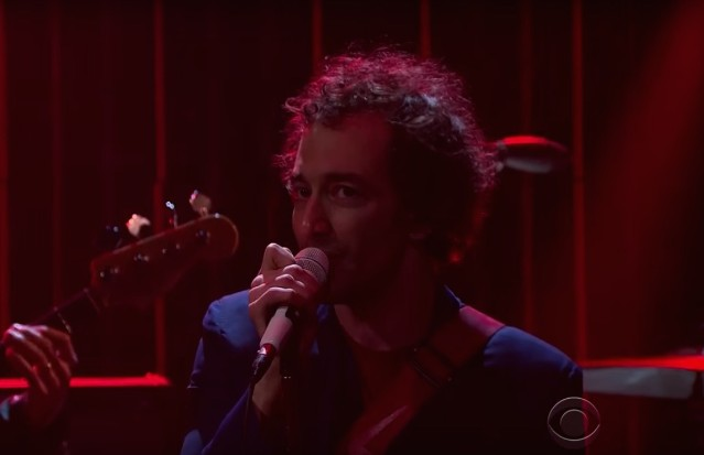 Albert Hammond Jr on James Corden