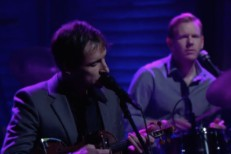 Andrew Bird on Conan
