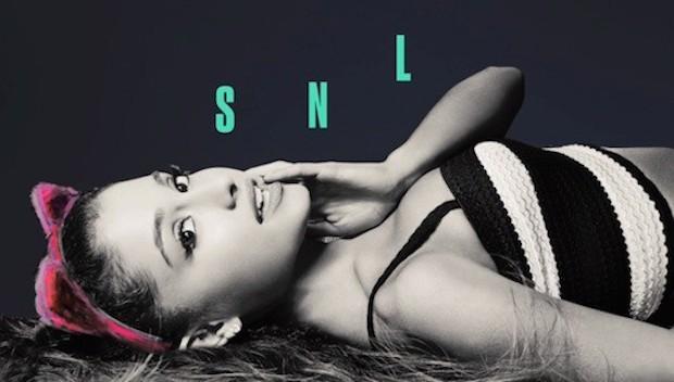 Ariana Grande on SNL