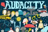 """Audacity – """"Umbrellas"""" (Stereogum Premiere)"""