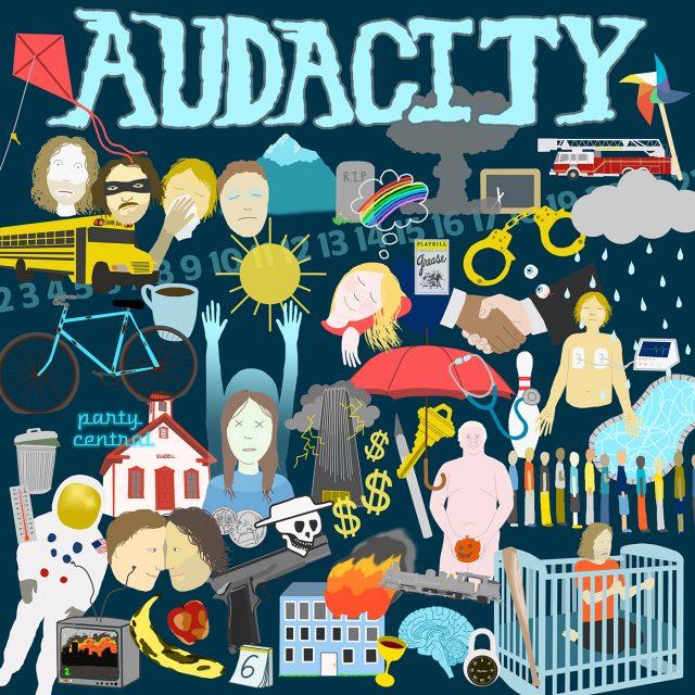 """Audacity – """"Umbrellas"""" (Stereogum Premiere) - Stereogum"""