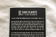 Eaux Claires 2016 Lineup Cassette Teases Justin Vernon With James Blake, Bruce Hornsby, National & Arcade Fire Members, More
