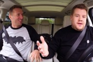Watch Coldplay's Chris Martin Do Carpool Karaoke With James Corden