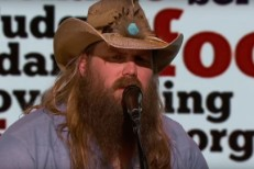 Chris Stapleton on Kimmel