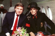 Donald Trump Shares Memories Of Michael Jackson