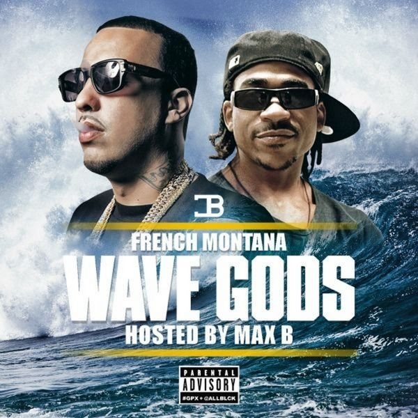 Download French Montana's Wave Gods Mixtape Feat. Kanye West, Nas, Future, Miley Cyrus, A$AP Rocky, & More