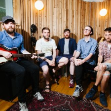 Cover Story: Inside The Making Of Frightened Rabbit's Fifth LP
