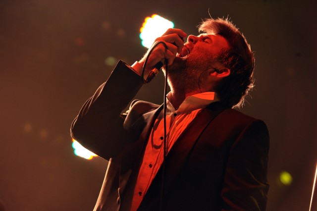 LCD Soundsystem Sign To Columbia