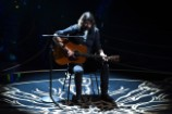 "Watch Dave Grohl Play ""Blackbird"" For Oscars' In Memoriam"