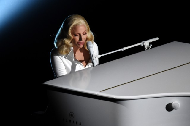 "Watch Lady Gaga Perform ""Til It Happens To You"" At The Oscars"