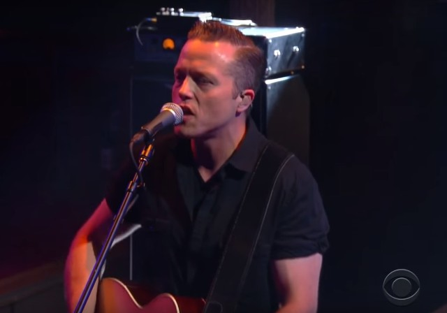 Jason Isbell on Colbert