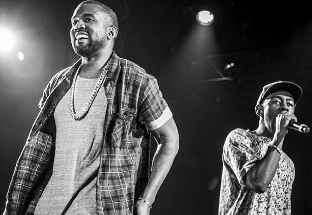 Kanye West and Tyler, The Creator