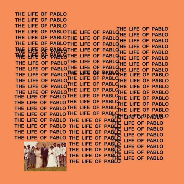 Kanye West - The Life Of Pablo