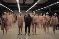 Kanye Will Pay You To Be An Extra At His Album Release Fashion Show