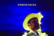 "Karl Blau – ""Fallin' Rain"" (Feat. Jim James) (Link Wray Cover)"