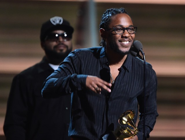 Kendrick Grammy