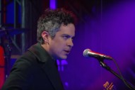 Watch M. Ward Play Two Songs On <em>Colbert</em>