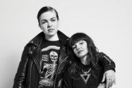 Read A Conversation Between Meredith Graves And Lauren Mayberry
