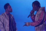 Watch Miguel And Travis Scott Bring &#8220;Waves&#8221; To <em>Ellen</em>