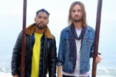 Miguel and Tame Impala