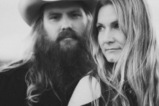 Morgane Stapleton and Chris Stapleton