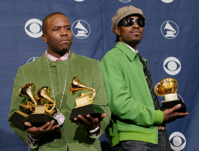 OutKast at Grammys