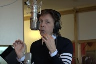 "In Crowning Achievement, Paul McCartney Records ""Love Mojis"" For Skype"