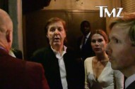 Watch Paul McCartney Get Denied From Tyga's Grammy Afterparty