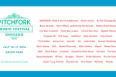 Pitchfork 2016
