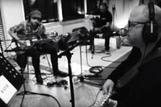 Pixies in studio