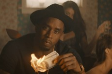 "Puff Daddy – ""Blow A Check"" (Feat. French Montana & Zoey Dollaz) Video"