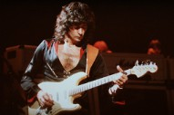 More Rock Hall 2016 Drama: Ritchie Blackmore Says He's Banned From Deep Purple Reunion