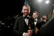 Sam Smith Knows That His Oscars Performance Sucked